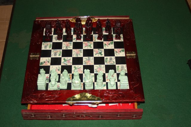 Chinese Theme Chess Set Jpg Exeter